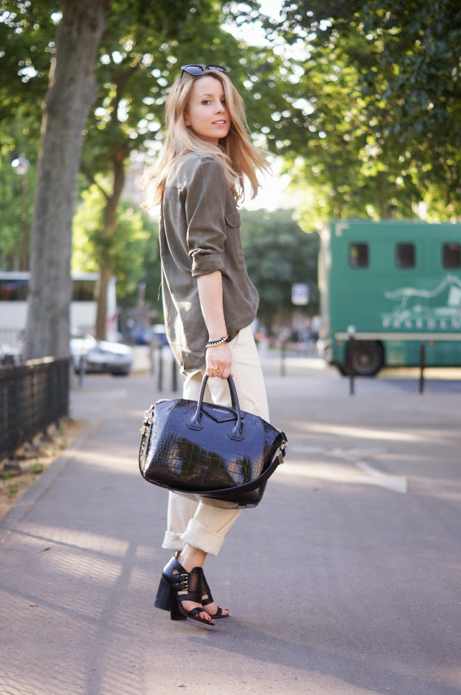 zara, isabel marant, streetstyle, paris, parisienne, effortless, fashion blogge, givenchy