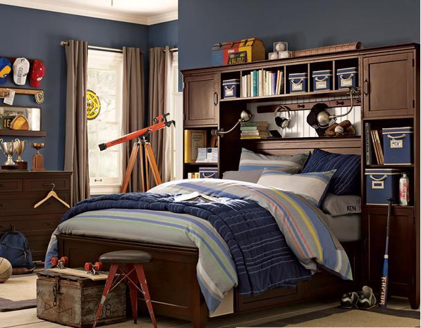 Marzua dormitorios juveniles para ellos for Decoracion de dormitorios hombres