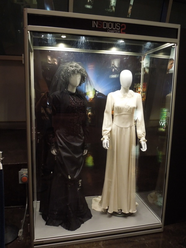 Insidious Chapter 2 ghost movie costumes