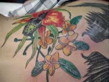 #3 Best Flowers Tattoo Designs