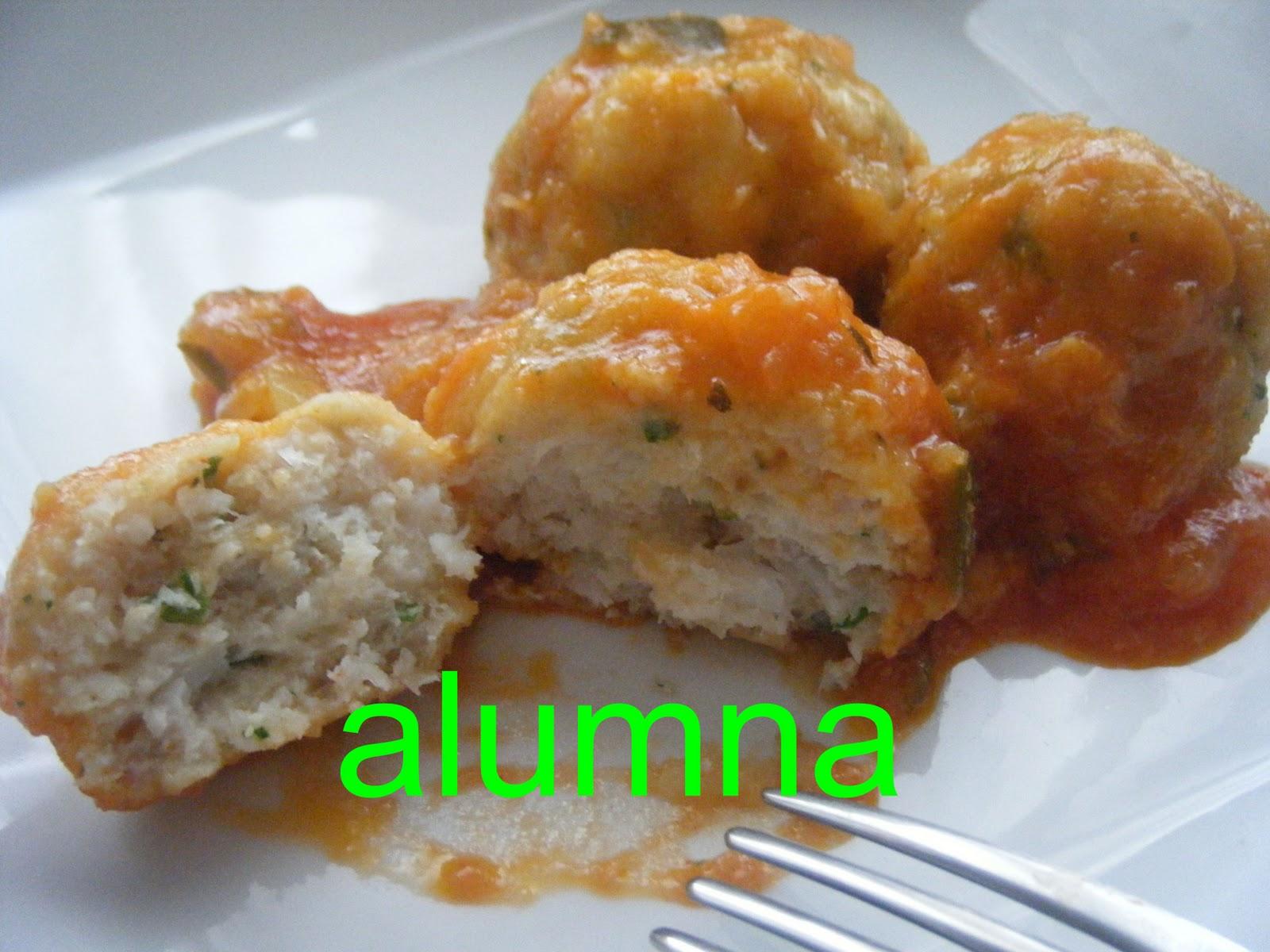 Albondigas de pescado en microondas - Cocinar pescado en microondas ...