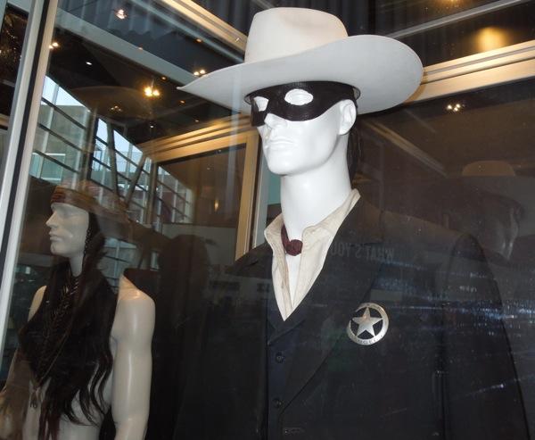 Armie Hammer Lone Ranger costume
