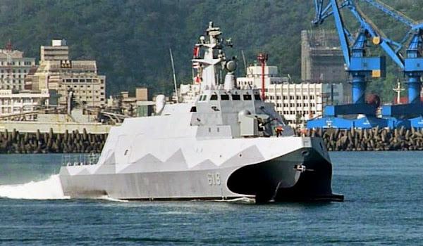 Kapal Perang Korvet Tuo Chiang. PROKIMAL ONLINE Kotabumi Lampung Utara