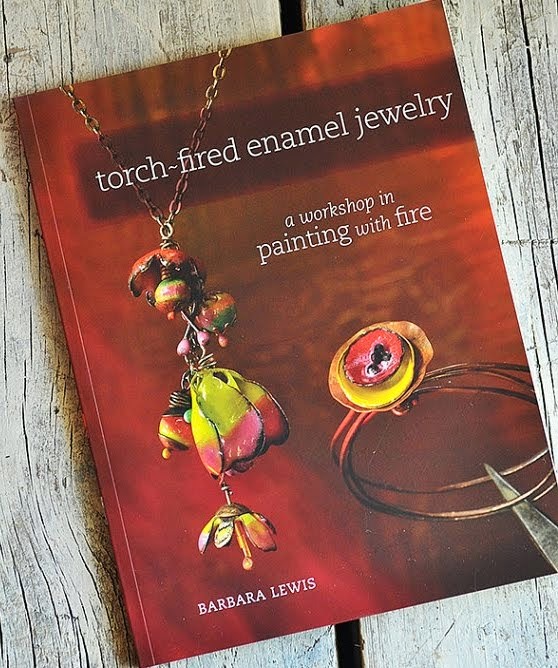 Torch-Fire Enameling Book I Like