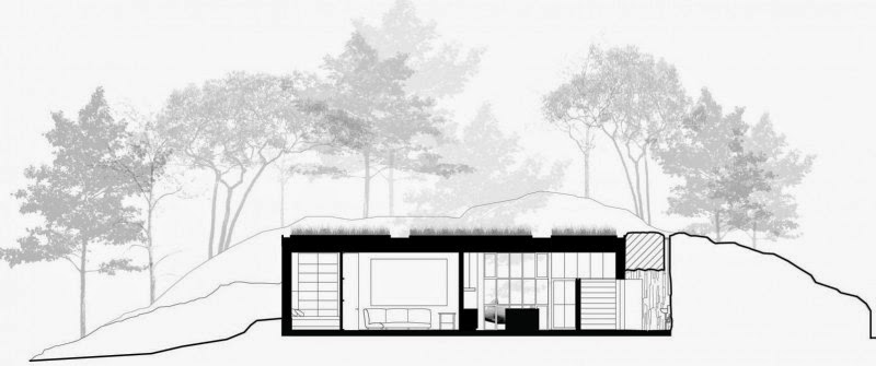 Modern Rock House, The Pierre Plan