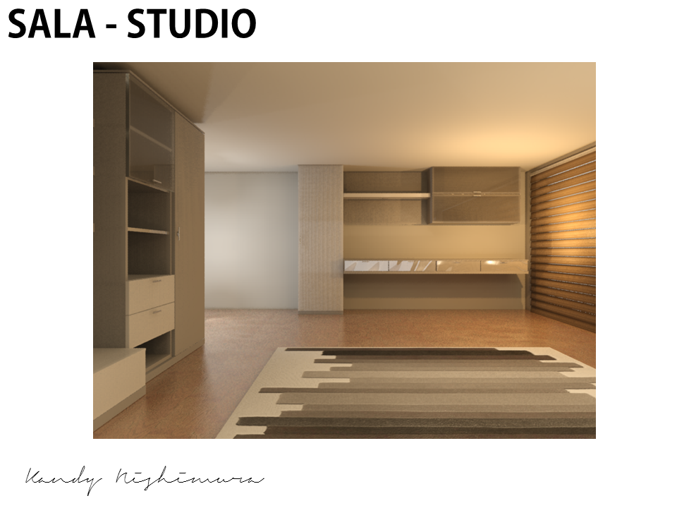 Diseño de Interiores Ambientes Sala , Estudio Area 50 metros Cuadrados. Distrito San Miguel. Intervención en Sala Comedor, en espacios pequeño.
