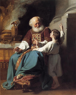 DPTN - prêtre - Vocation - Samuel