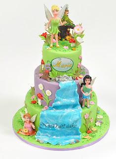 """Tort """"Tinker Bell"""" pentru Maria"""