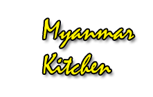 Myanmar Kitchen
