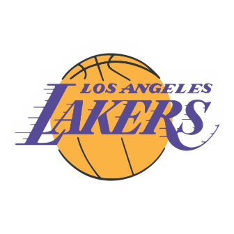 LA Lakers Logo Vektor CDR Basket NBA