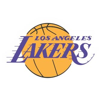 LA Lakers Logo Vektor CDR Basket NBA