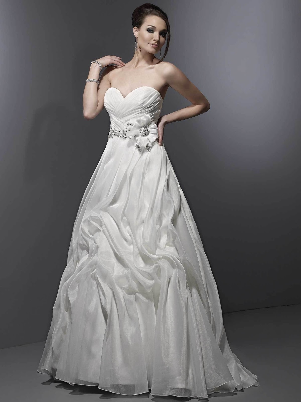 Kenneth Winston Bridal 2013 Spring Wedding Dresses