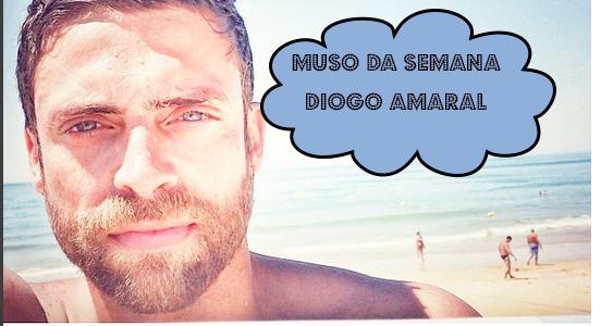 Muso da semana: Diogo Amaral, o Eduardo Cãmara da novela portuguesa Jardins Proibidos - foto:  Instagram/reprodução