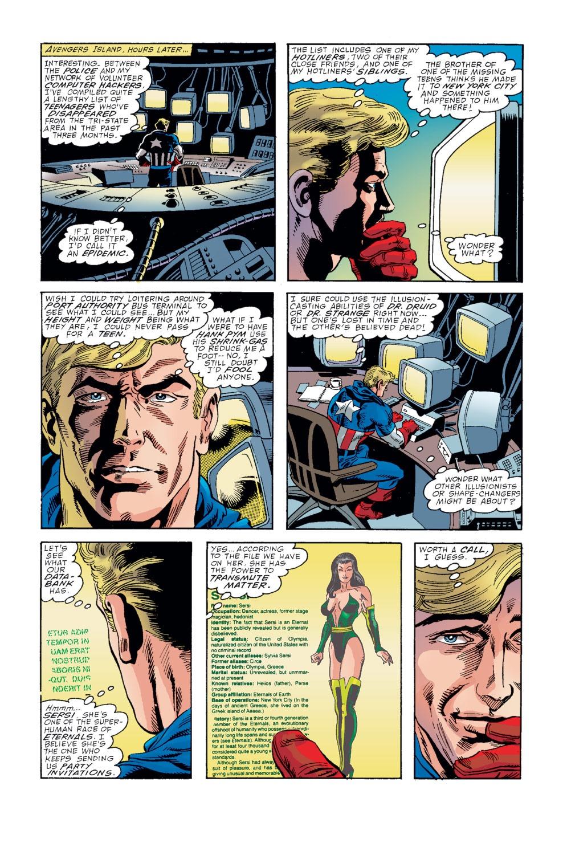 Captain America (1968) Issue #355 #288 - English 10