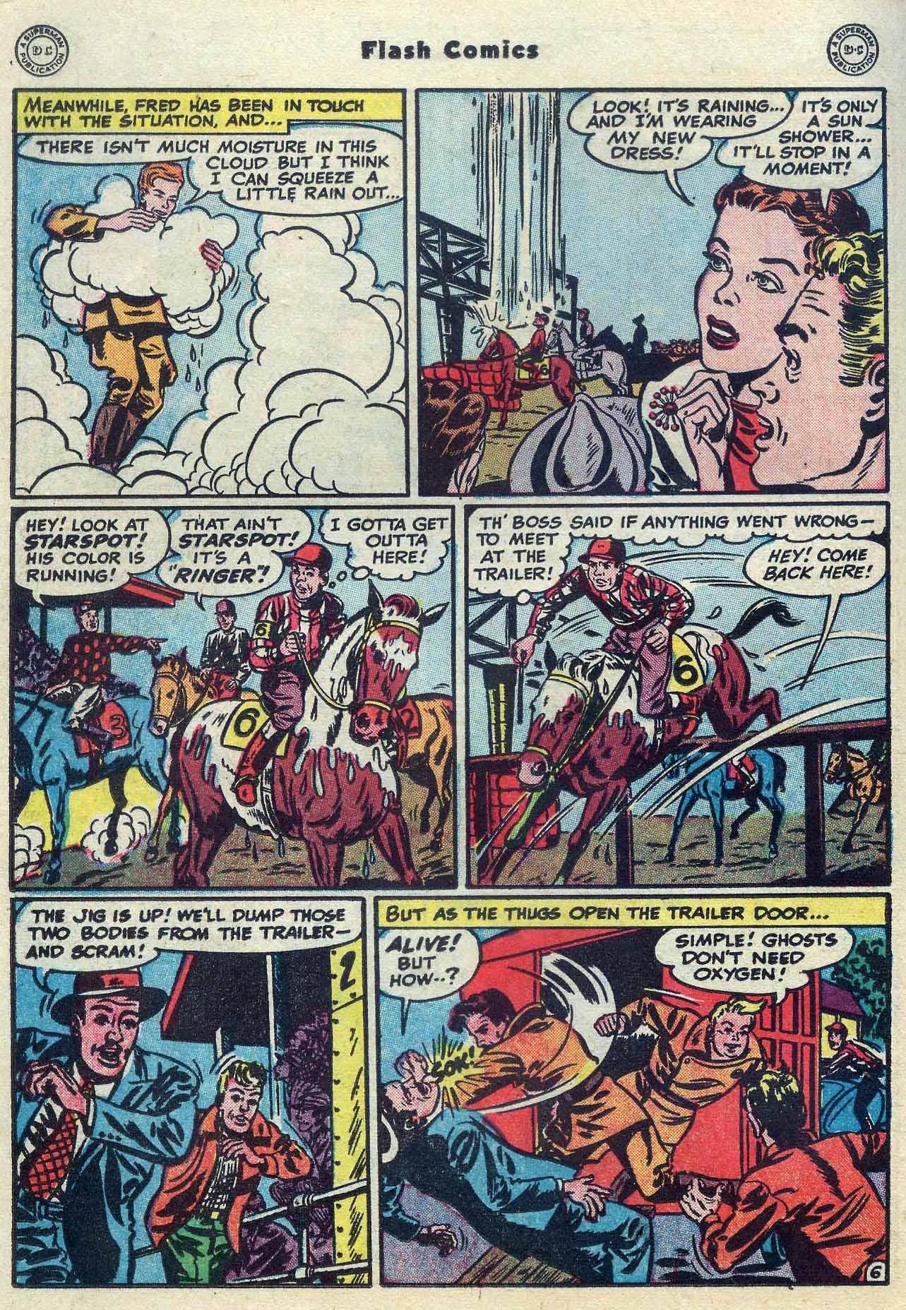 Flash Comics Issue #104 #104 - English 30