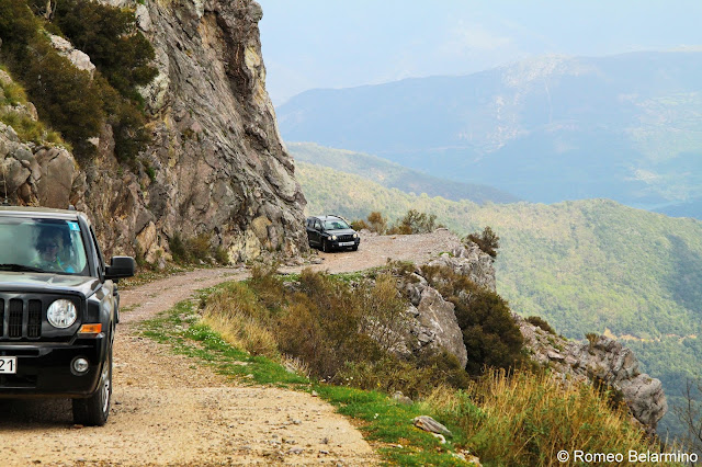 Off-Road Trip Through Central Greece with Tripology Adventures