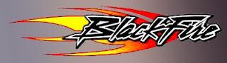 logo suzuki black fire