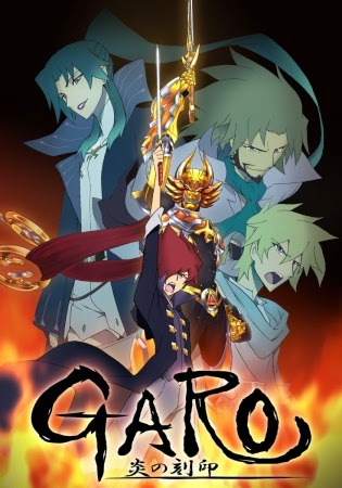 Garo: Honoo no Kokuin 12 Subtitle Indonesia