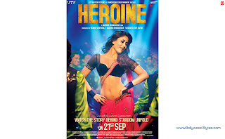 Heroine Movie Kareena Kapoor's Halkay Jawani HD Wallpaper