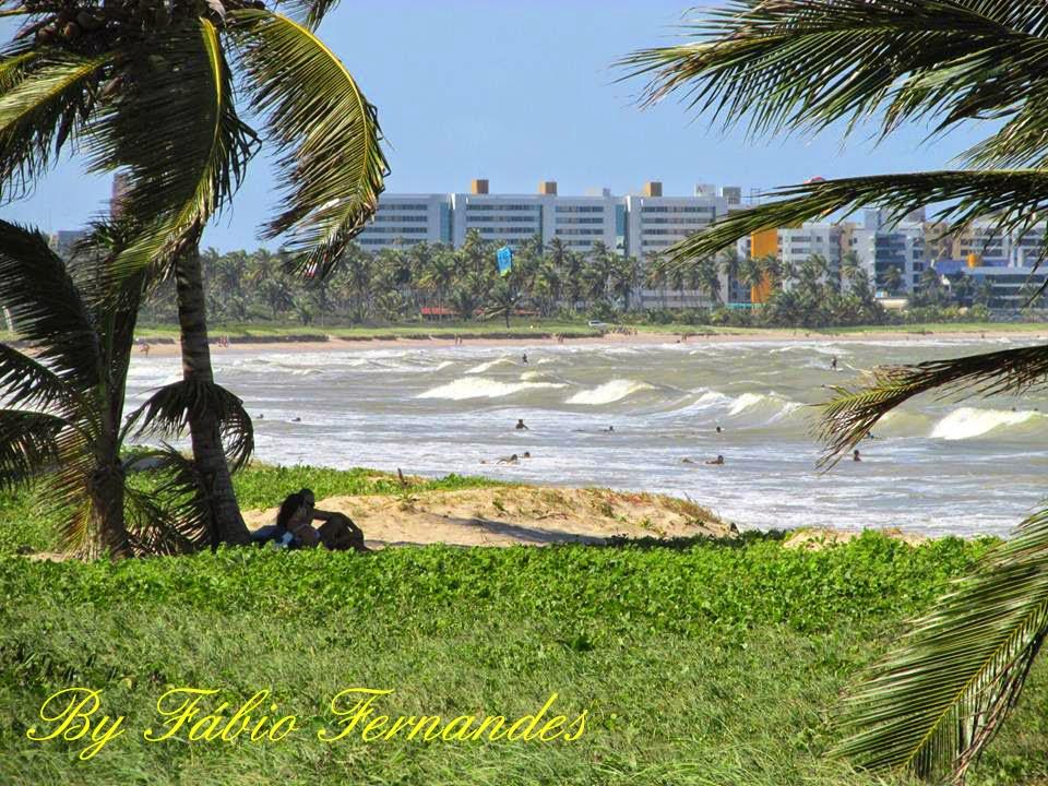 Praia de Intermares Cabedelo-PB - Foto: Fábio Fernandes