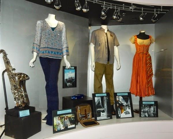 Universal Studios costumes props