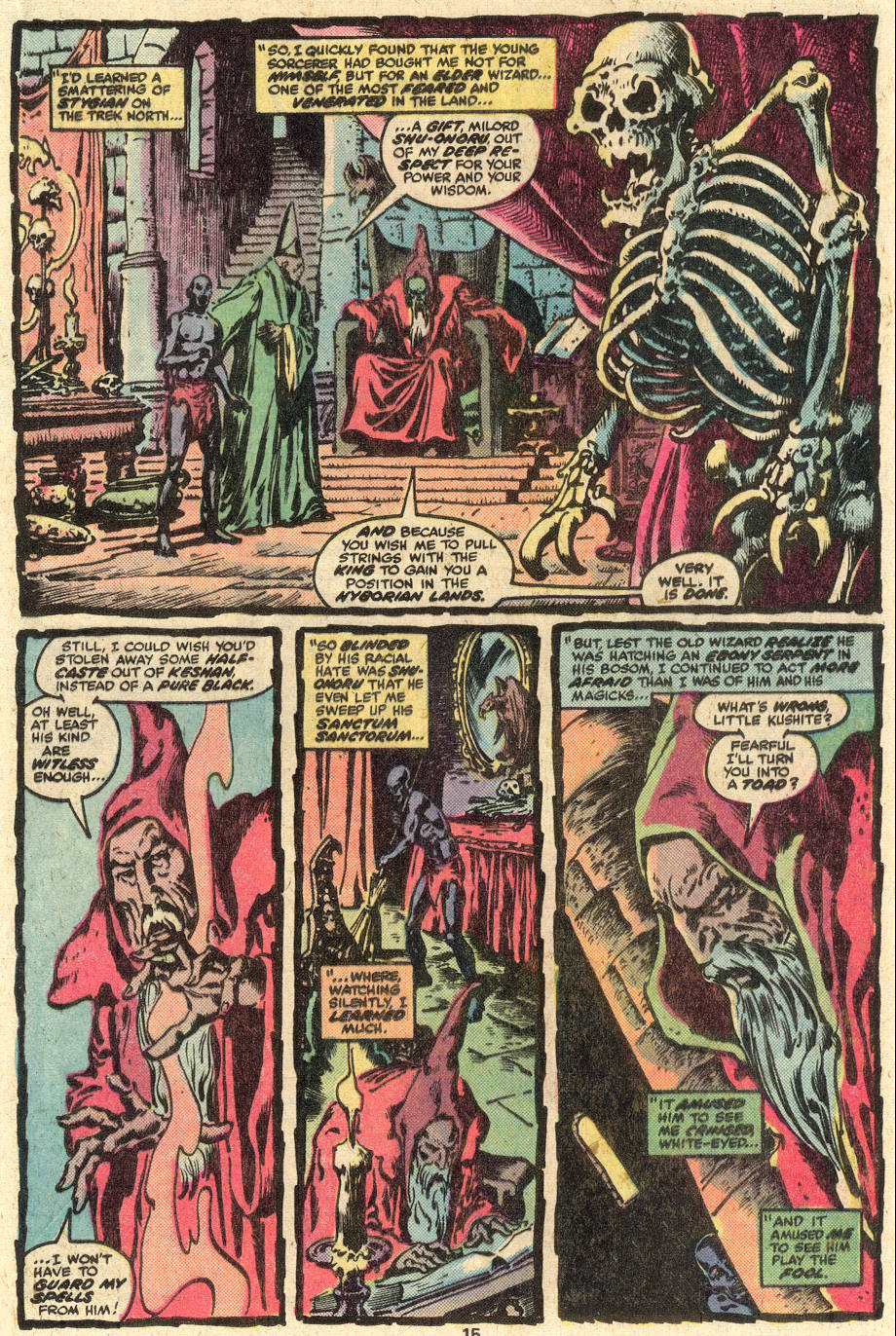 Conan the Barbarian (1970) Issue #85 #97 - English 10