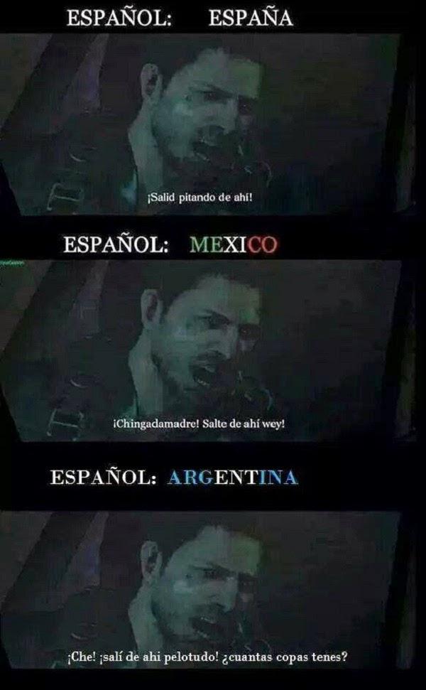 Español de...