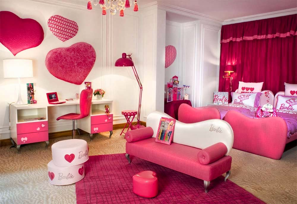 decorating ideas for girls bedroom | interior design ideas