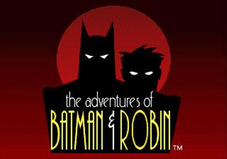 LAS AVENTURAS DE BATMAN Y ROBIN (1994)