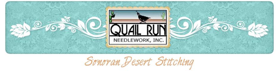 Sonoran Desert Stitching