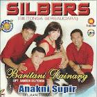 CD Musik Album Pop Batak Masa Kini (Silber)