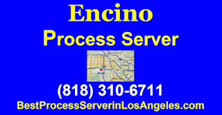 process service in los angeles ca