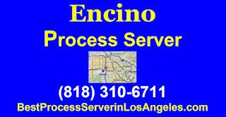 process service in los angeles ca