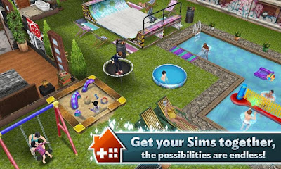 The Sims 3 for Android