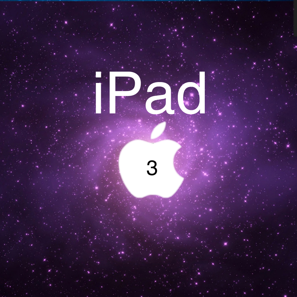 Ipad 3 Wallpaper