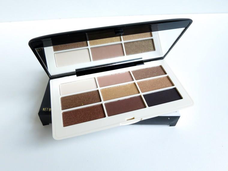 H&M Beauty Eye Colour Palette Ready, Set, Glow