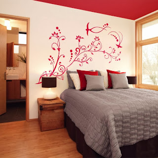 vẽ tranh tường, vẽ tranh tường phòng khách