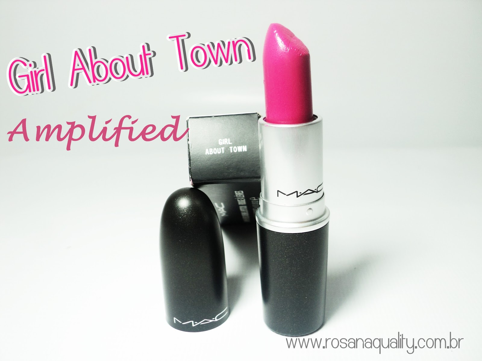Girl About Town Mac