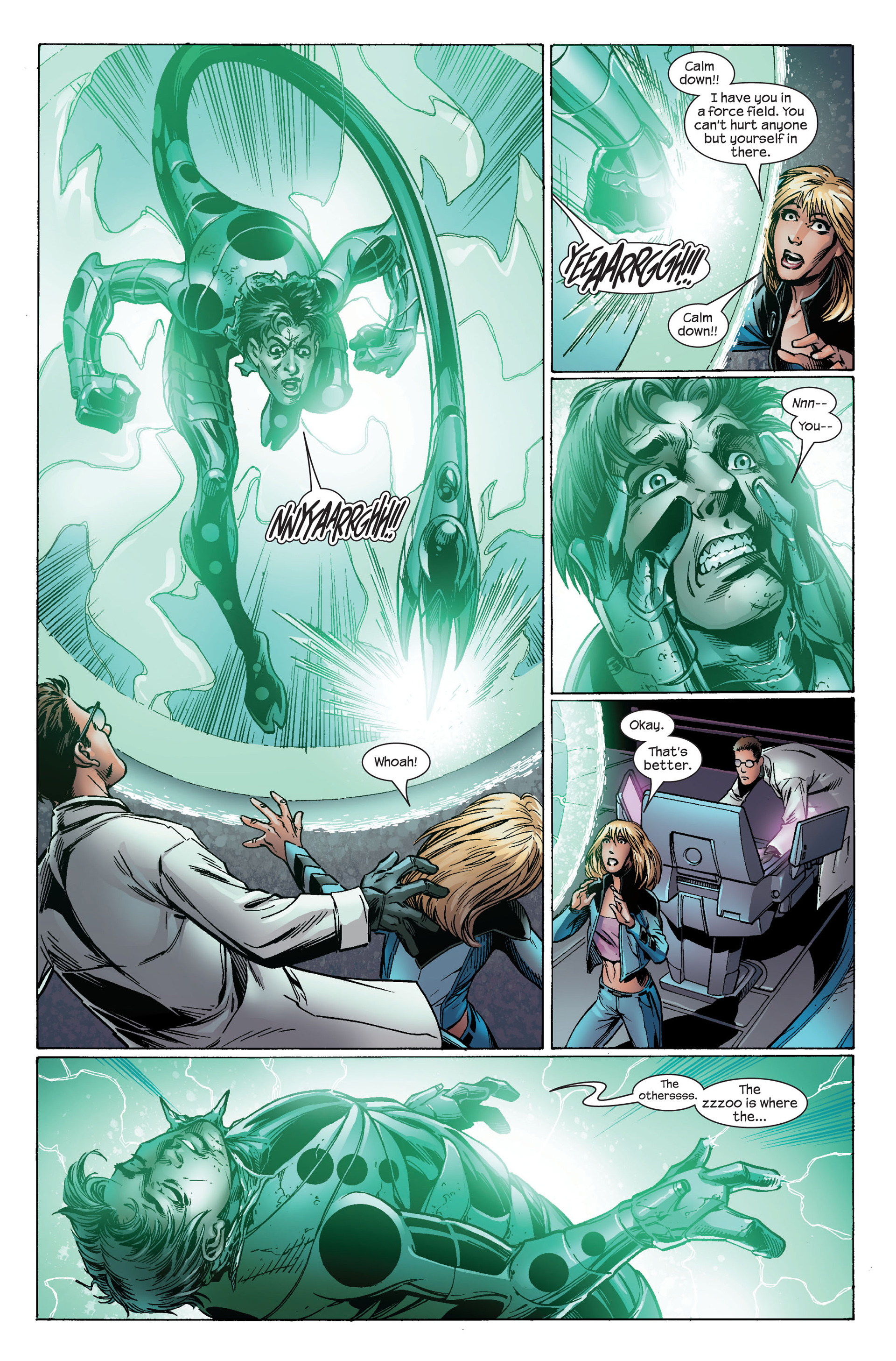 Ultimate Spider-Man (2000) Issue #99 #103 - English 8