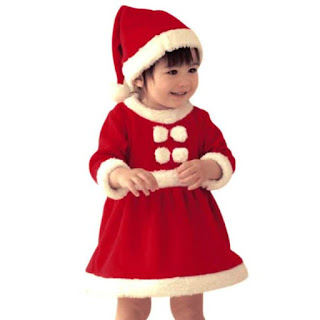 Baju Natal Untuk Anak