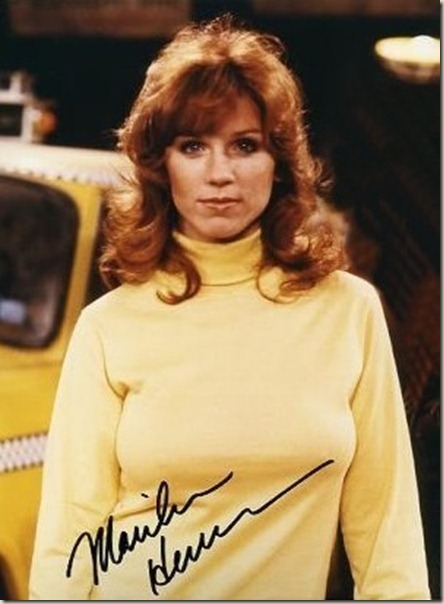 So It Goes...: ... Marilu Henner Taxi