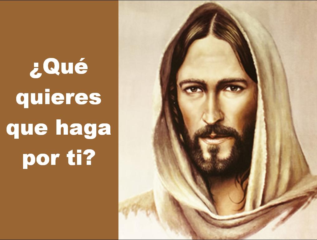 Resultado de imagen de jesus quiere curar nuestra ceguera