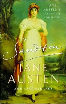 Book Cover: Sanditon by Jane Austen and A Lady (Marie Dobbs)