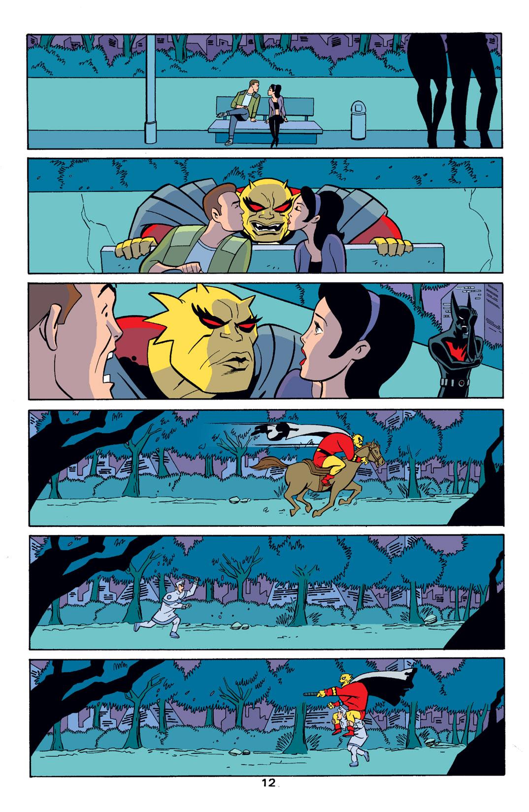 Batman Beyond [II] Issue #14 #14 - English 13