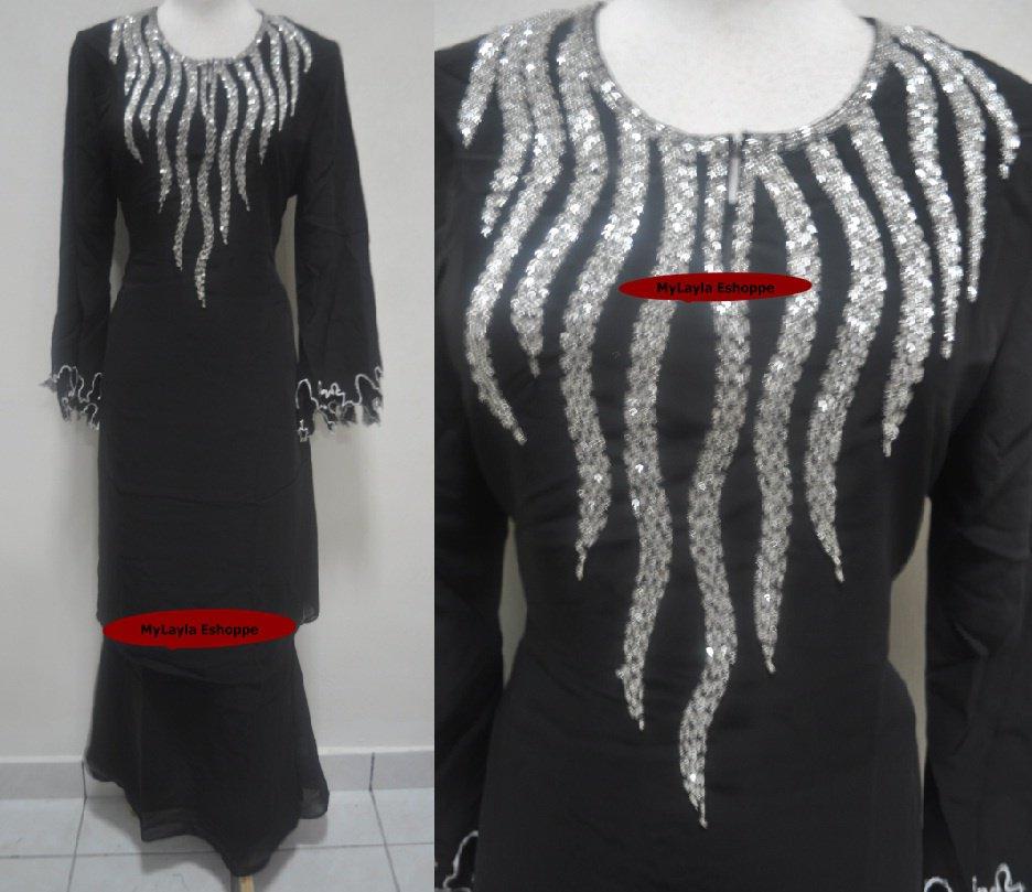 Fesyen Baju Kurung Moden Terkini Baju Kurung Moden Eksklusif