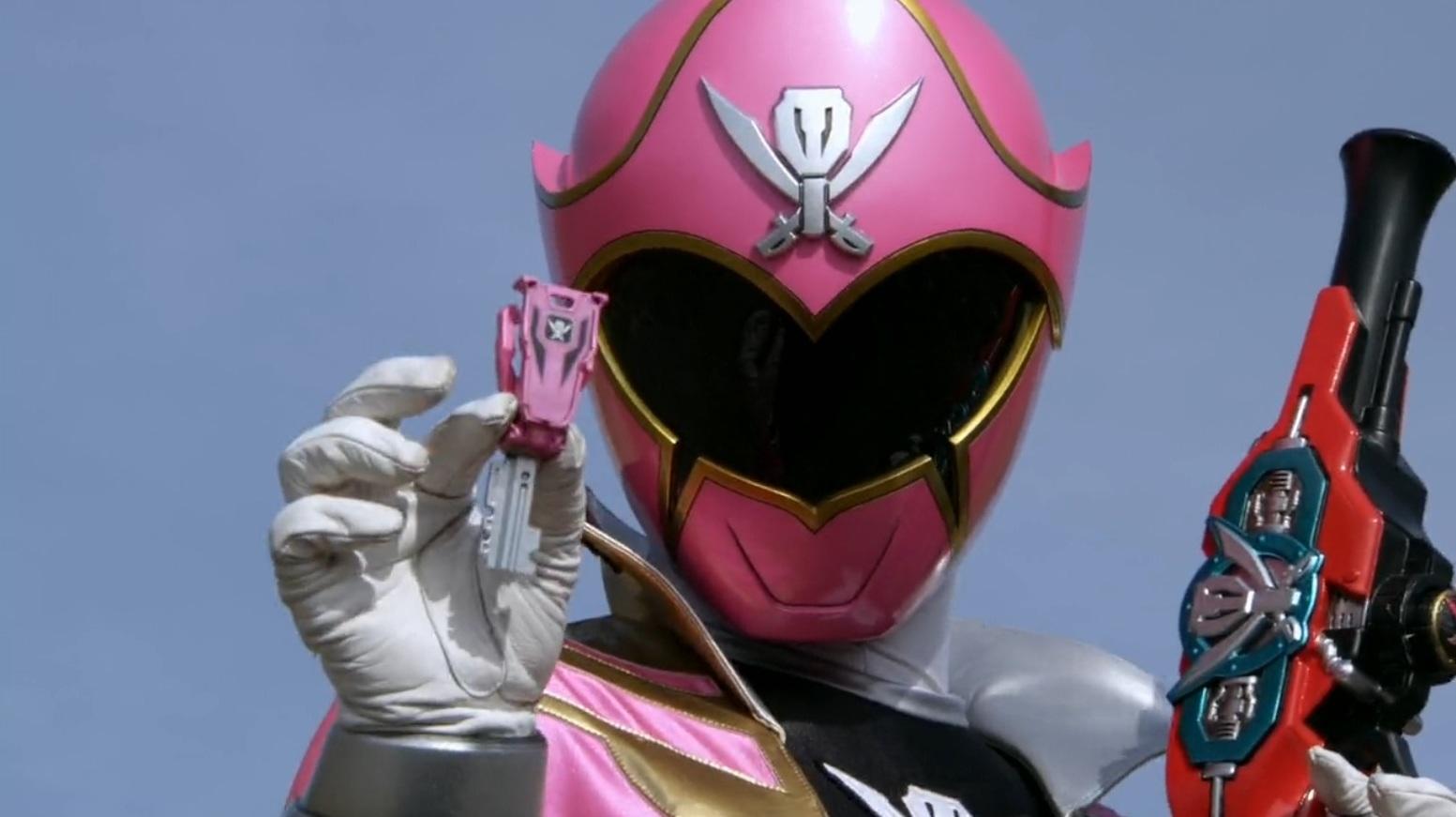 Super Sentai Images: Ranger Profile: Gokaiger GokaiPink