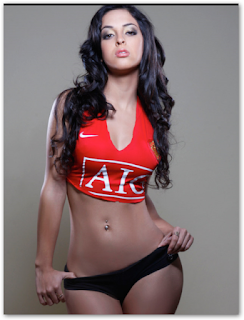 Hot Man Utd Babe