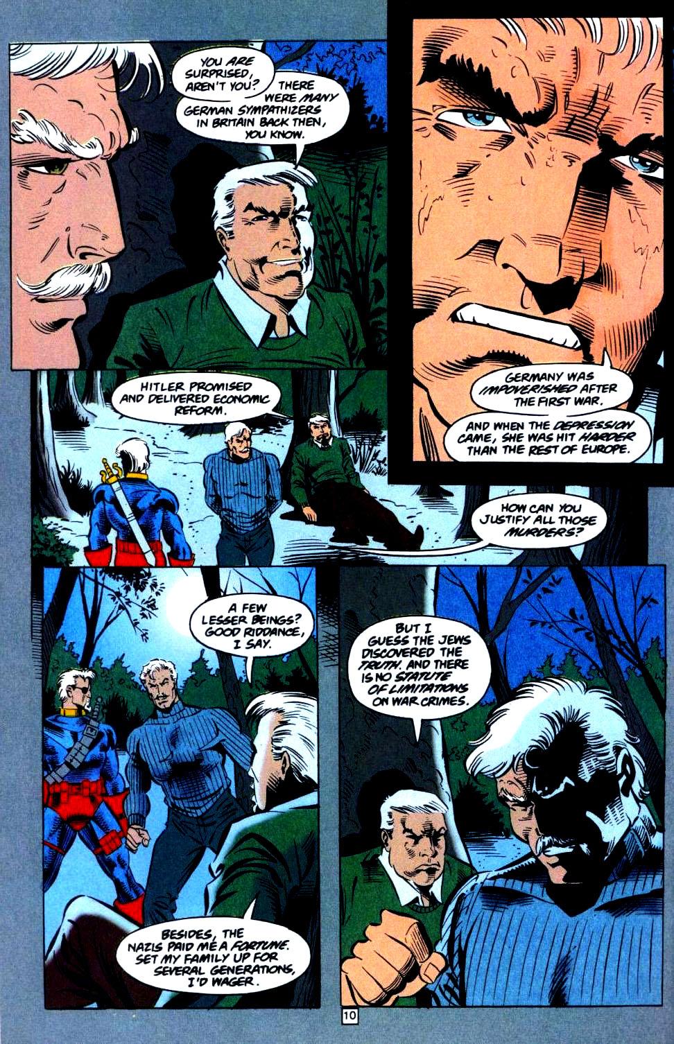 Deathstroke (1991) Issue #36 #41 - English 11