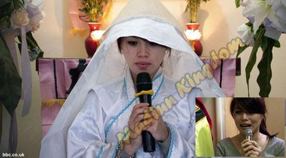 Liu Jun-Lin, Wanita Dengan Gaji Rp5,6 Juta Hanya Untuk Menangis