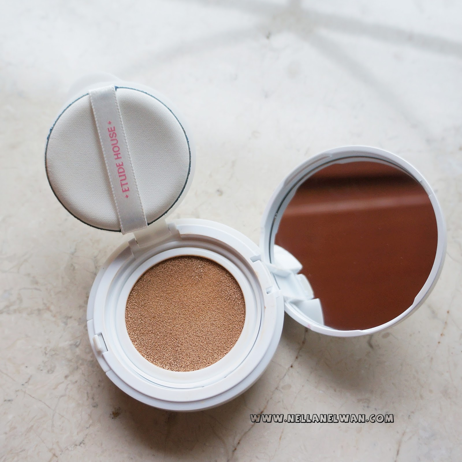 etude house precious mineral any cushion w13 natural beige review
